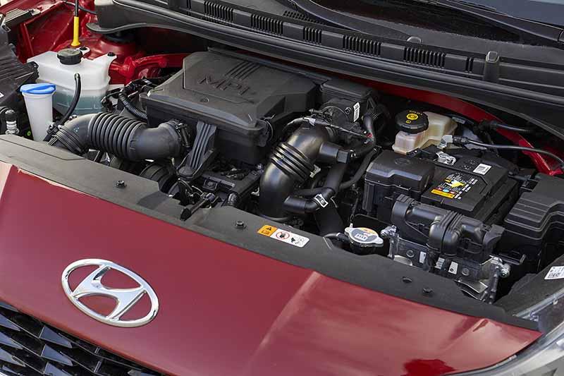 Foto Tecnicas Hyundai I10 Dos Volumenes 2020