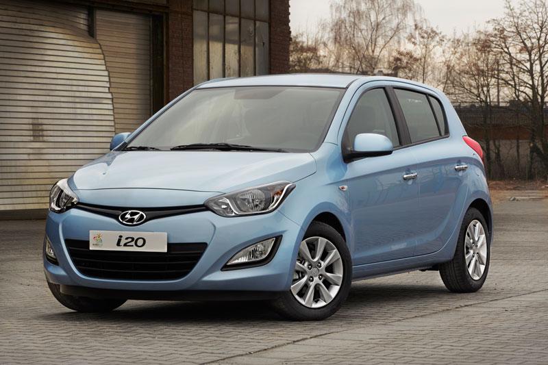 Foto Exteriores Hyundai I20 Dos Volumenes 2012
