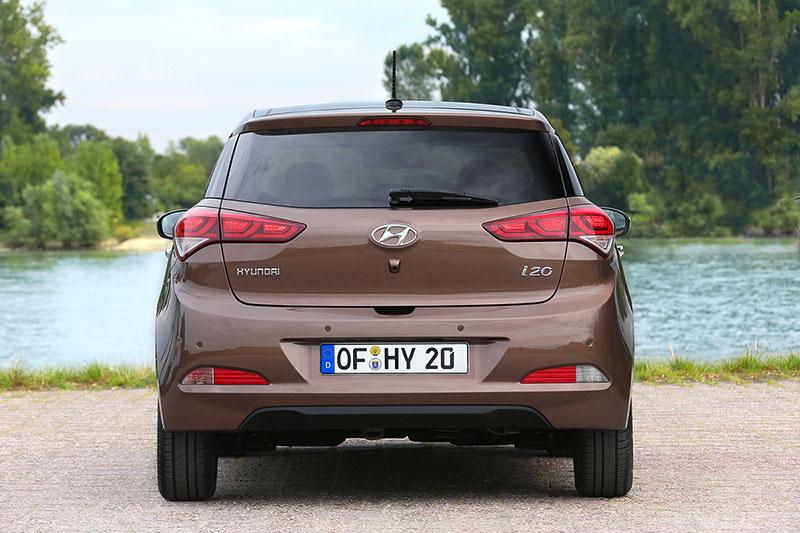 Foto Exteriores Hyundai I20 Dos Volumenes 2014