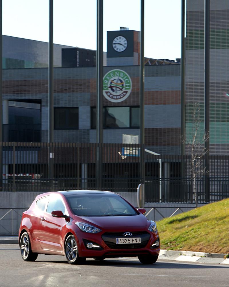 Foto Exteriores Hyundai I30 Cupe 2013