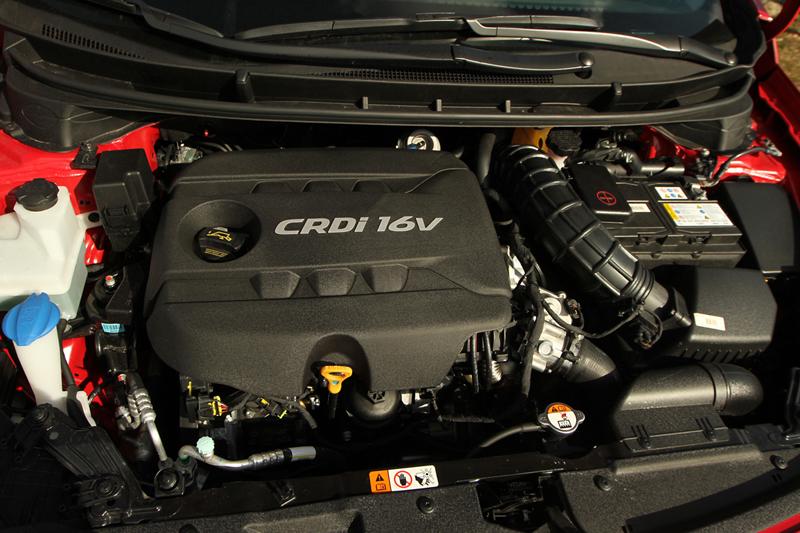 Foto Tecnicas Hyundai I30 Cupe 2013