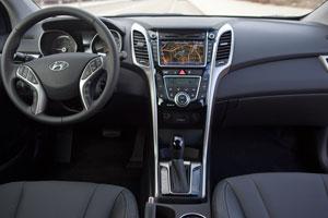 Foto Salpicadero Hyundai I30 Dos Volumenes 2012