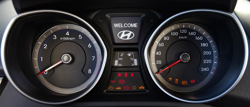 Foto Detalles Hyundai I30 Dos Volumenes 2015