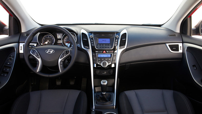 Foto Salpicadero Hyundai I30 Dos Volumenes 2015