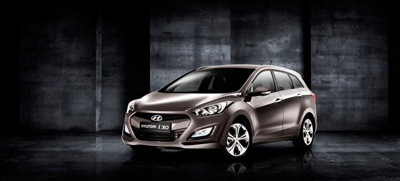 Foto Delantera Hyundai I30 Familiar 2012