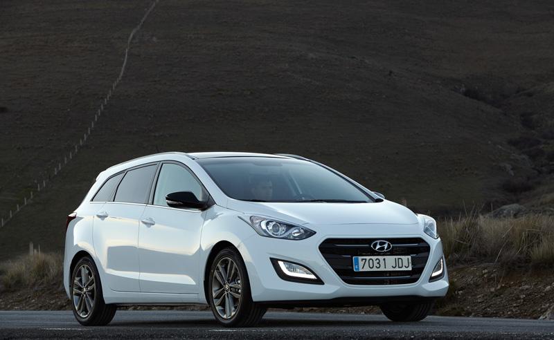 Foto Exteriores Hyundai I30 Familiar 2015
