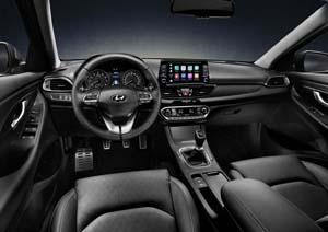 Foto Interiores (9) Hyundai I30-fastback Cupe 2018
