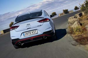 Foto Exteriores (1) Hyundai I30-fastback-n Cupe 2019
