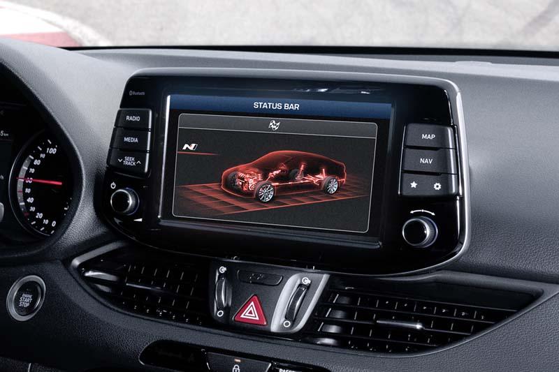 Hyundai i30 Fastback N, foto Control N Grin