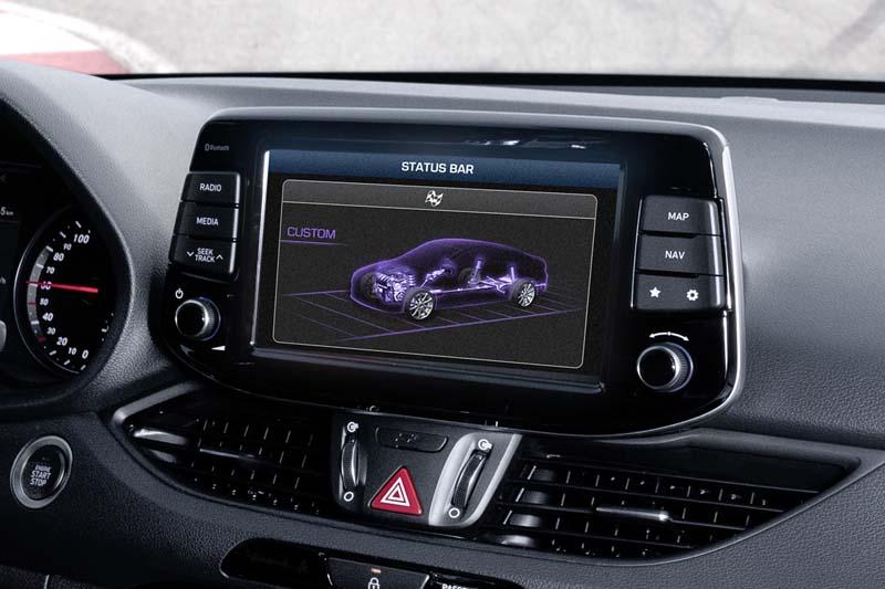 Foto Detalles Hyundai I30 Fastback N Cupe 2019