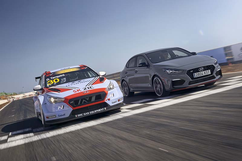 Foto Exteriores Hyundai I30 Fastback N Cupe 2019
