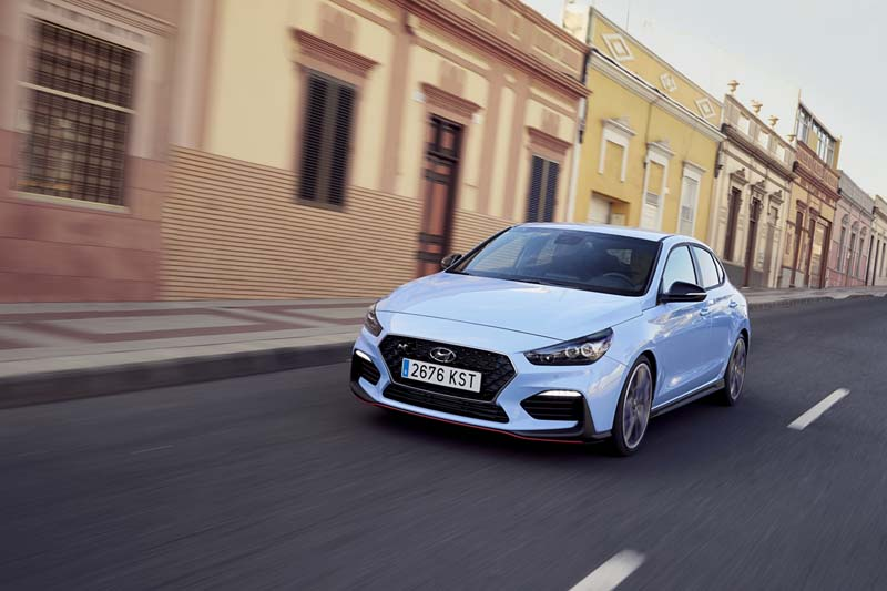 Foto Exteriores (5) Hyundai I30-fastback-n Cupe 2019
