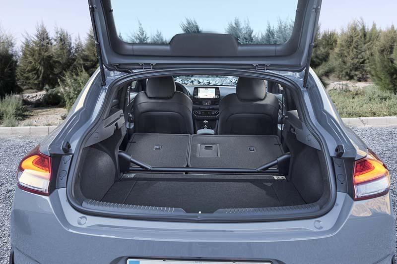 Foto Interiores Hyundai I30 Fastback N Cupe 2019
