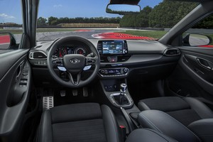 Foto Salpicadero Hyundai I30-n Dos Volumenes 2017