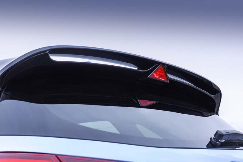 Foto Detalles Hyundai I30 N Dos Volumenes 2017