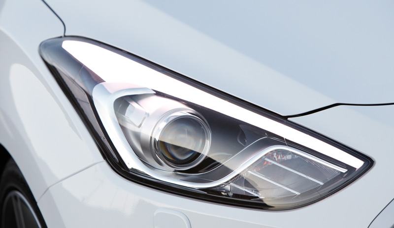 Foto Detalles Hyundai I30 Turbo Dos Volumenes 2015