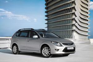 Foto Lateral Hyundai I30cw Familiar 2010