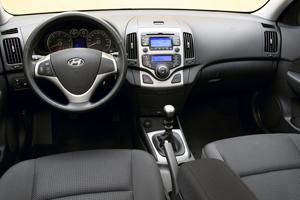 Foto Salpicadero Hyundai I30cw Familiar 2010