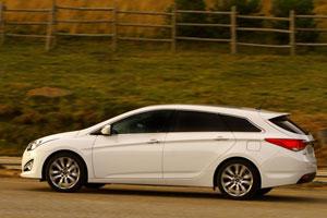 Foto Exteriores (1) Hyundai I40 Familiar 2011