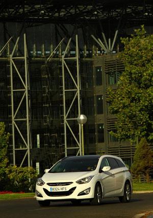 Foto Exteriores (11) Hyundai I40 Familiar 2011