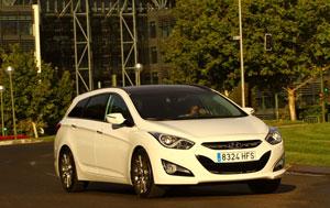 Foto Exteriores (13) Hyundai I40 Familiar 2011