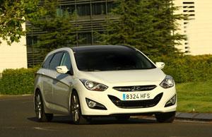 Foto Exteriores (14) Hyundai I40 Familiar 2011