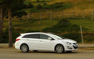 Foto Exteriores (2) Hyundai I40 Familiar 2011