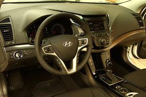 Foto Interiores Hyundai I40 Familiar 2011