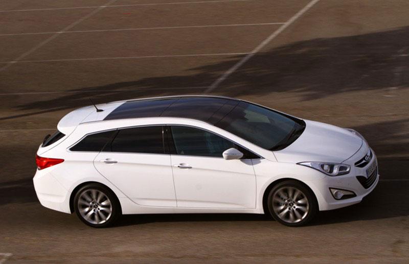Foto Exteriores Hyundai I40 Familiar 2011