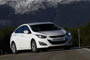 Foto Exteriores (1) Hyundai I40 Sedan 2011