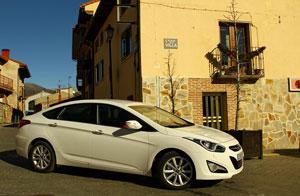 Foto Exteriores (12) Hyundai I40 Sedan 2011
