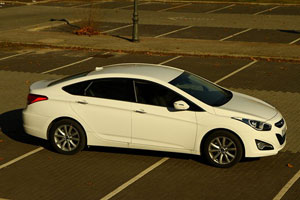 Foto Exteriores (17) Hyundai I40 Sedan 2011
