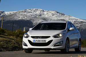 Foto Exteriores (2) Hyundai I40 Sedan 2011