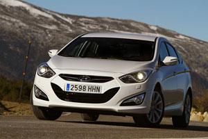 Foto Exteriores (4) Hyundai I40 Sedan 2011