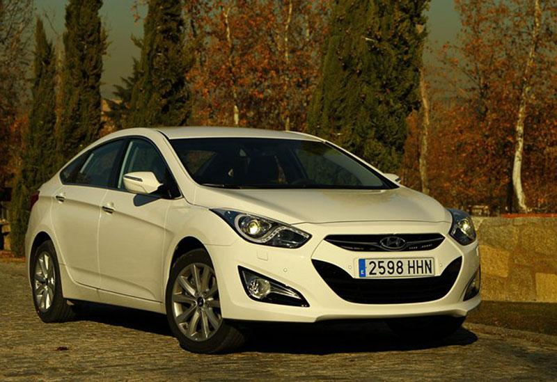 Hyundai i40, características generales