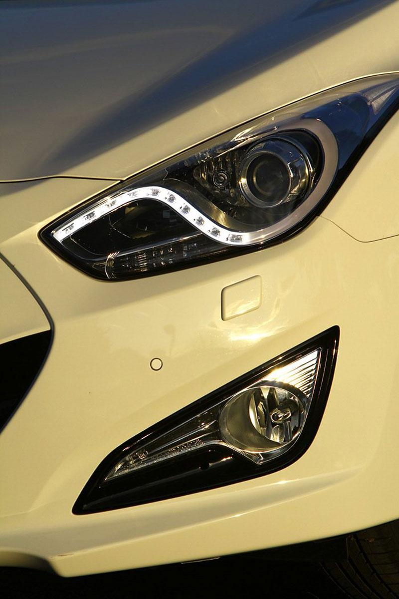Foto Detalles Hyundai I40 Sedan 2011