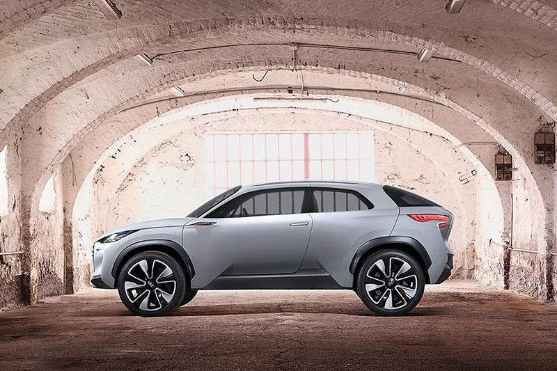 Prototipos o concept car del Salón de París 2014