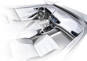 Foto Detalles Hyundai Ioniq Sedan 2016