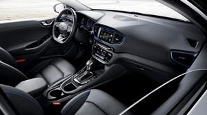 Foto Salpicadero Hyundai Ioniq Sedan 2016