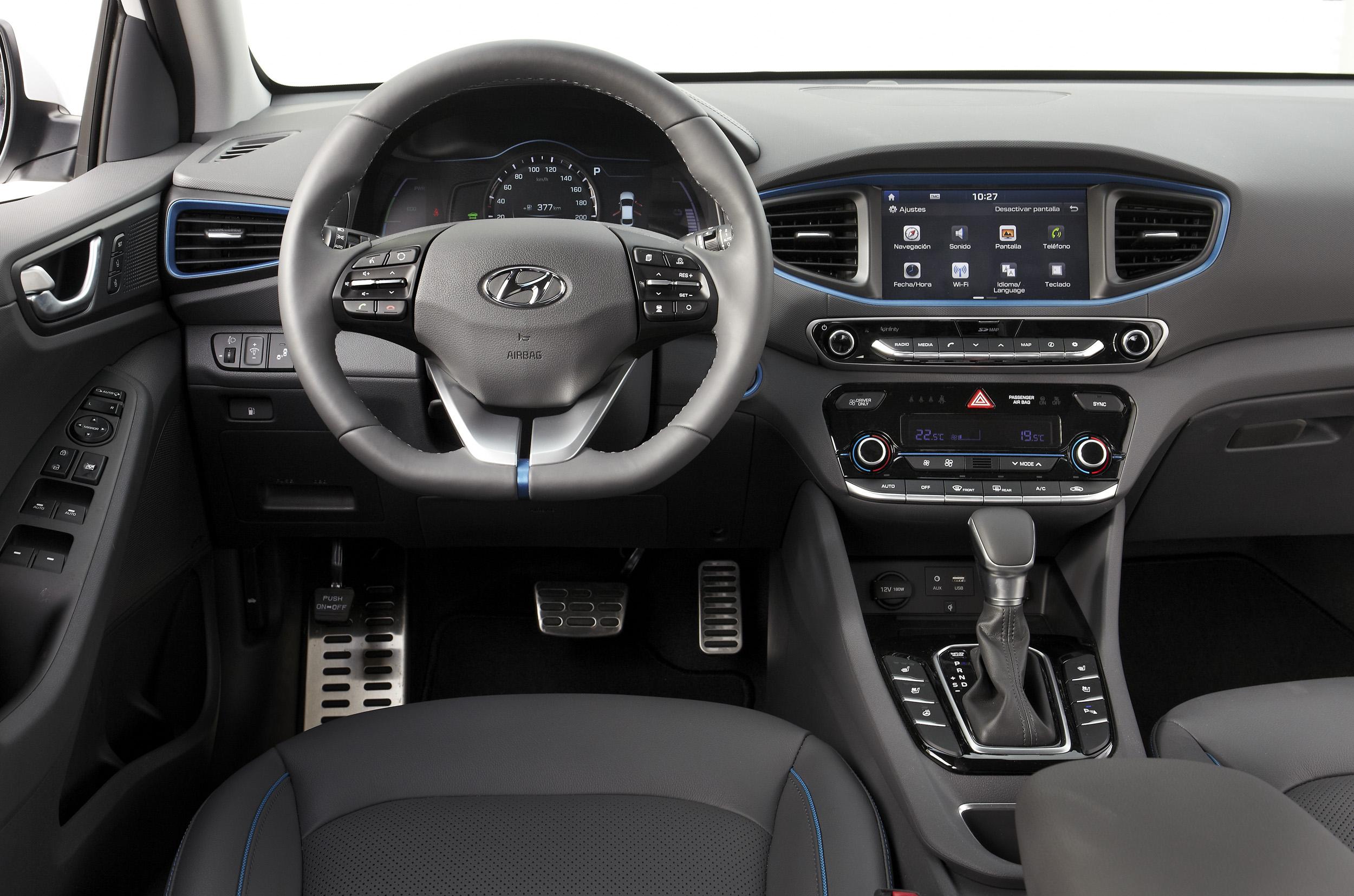 Foto Hyundai_ioniq_hybrid_interior Hyundai Ioniq Sedan 2016