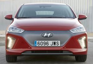 Foto Delantera Hyundai Ioniq-electrico Sedan 2017