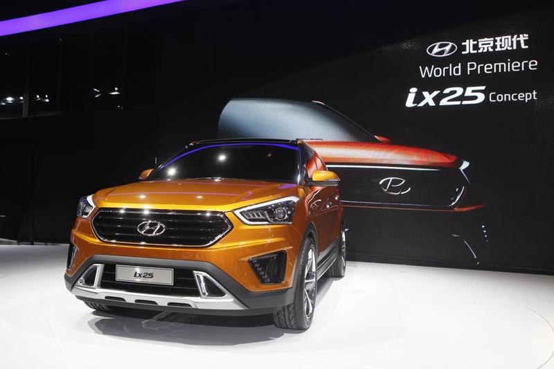 Nuevo Hyundai Concept ix25