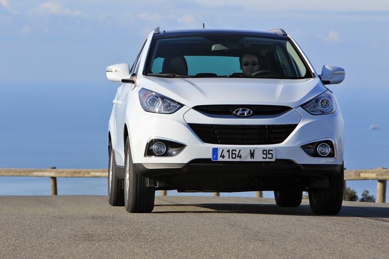 Foto Delantera Hyundai Ix35 Suv Todocamino 2010