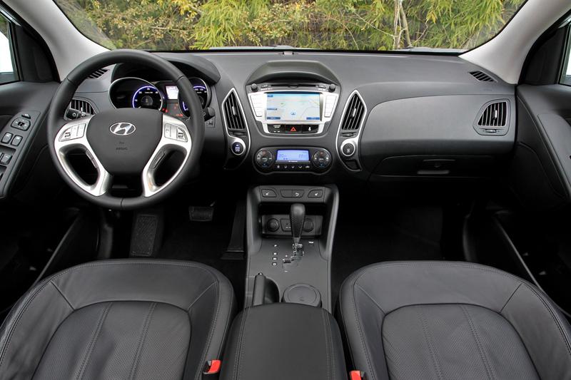 Foto Salpicadero Hyundai Ix35 Suv Todocamino 2010