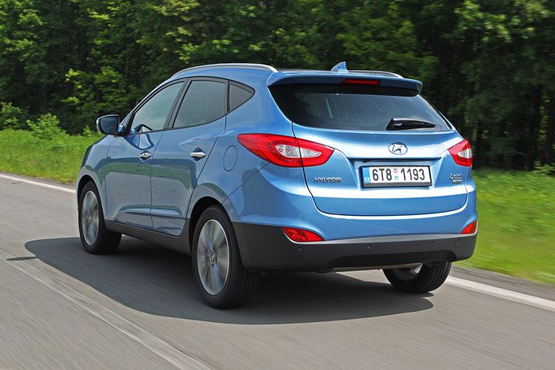 Foto Exteriores Hyundai Ix35 Suv Todocamino 2013