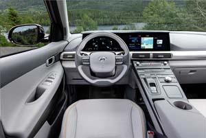 Foto Interiores (1) Hyundai Nexo Suv Todocamino 2018
