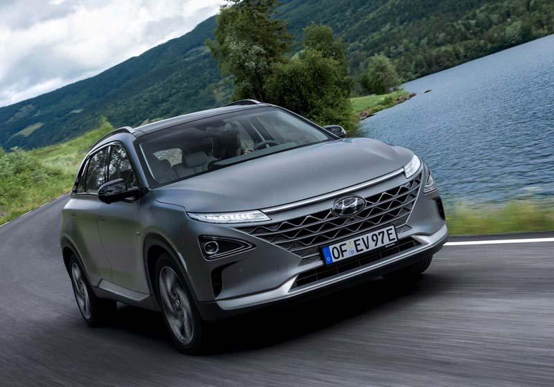 Hyundai Nexo 2018, prueba express