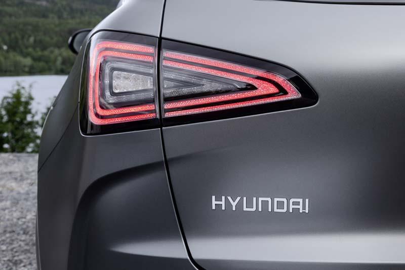 Foto Detalles Hyundai Nexo Suv Todocamino 2018