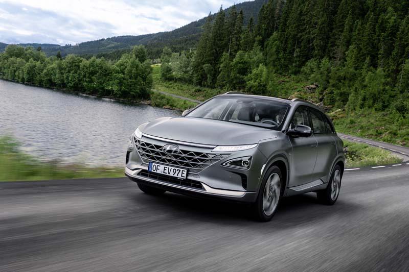 Foto Exteriores (1) Hyundai Nexo Suv Todocamino 2018
