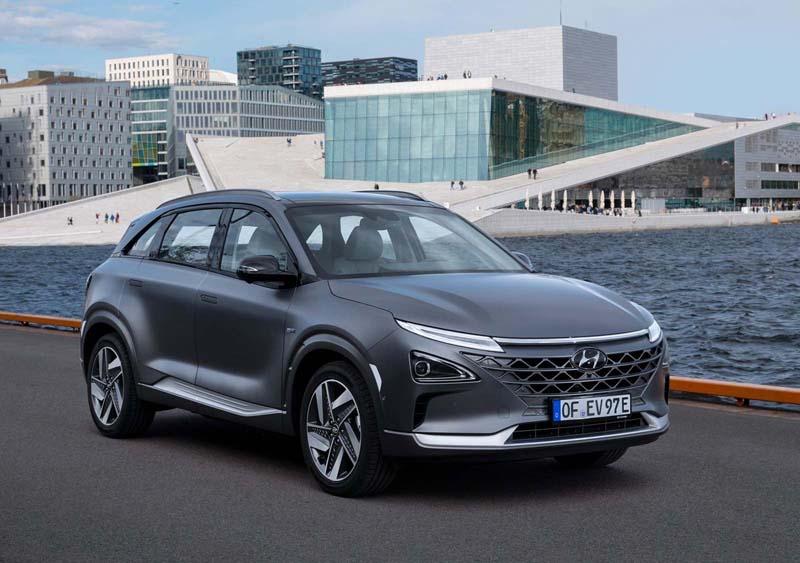 Foto Exteriores Hyundai Nexo Suv Todocamino 2018
